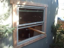 add window to shed 10 steps with pictures