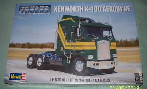 Revell 1/25 Kenworth K-100 Aerodyne Plastic Model Kit 85-2514 ... Amazing Semi Trucks Drag Racing Youtube Chevrolet C10 From Fast Furious Is Up For Auction On Ebay The Drive 132 Resin Ford Cl9000 Coe Cabover Truck Cab 187 Peterbilt Malibu Intertional Ltd Yellow Semi Truck Die Cast Rc Adventures Stretched Chrome Tamiya Logos Diecast Ebay Best Resource Lovely 1960 P20 Delivery Van Step 359 Peterbilt Sale Motors Tonka 1960s Farm Stake Body Hauler Freight With Ebay Inc Logo Driving Along Forest Road