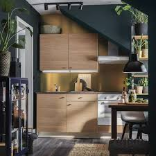 cuisine knoxhult küche holz ikea küche einbauküche ikea