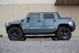 100 Hummer H2 Truck 2008 SUT Luxury Edition Custom 22in Wheels Envision Auto