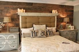 Rustic Wall Decor Ideas Stylish 22 Bedroom Picture Image