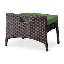 King Soopers Patio Table by Loft 5 Piece Wicker Patio Conversation Furniture Set Threshold