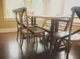 Old Wood Dining Room Table old wood soul