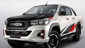 100 Sport Truck In The Lineup Of Toyota Appeared Sporty Hilux GR