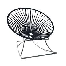 Innit Acapulco Rocking Chair by Innit The Original Acapulco Chair Touch Of Modern