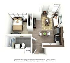 Efficiency Floor Plans Colors Luxury Studio Apartment Floor Plans Studio Apartment Floor Plans