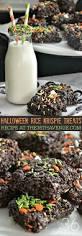 Pinterest Rice Krispie Halloween Treats by Halloween Rice Krispie Treats The 36th Avenue