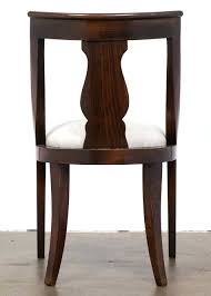 Dining Chairs Empire Style Room Furniture Antique Set