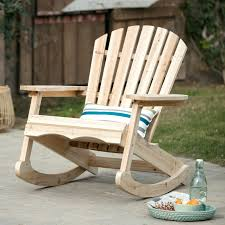 Outdoor Wood Rocking Chair – Asloantax.org