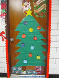 Classroom Christmas Door Decorating Contest Ideas by Christmas Lights For Around The House Martha Stewart Idolza