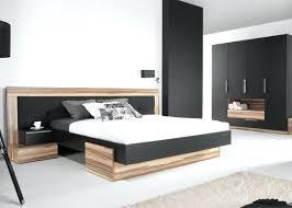 mobilier de chambre meuble chambre moderne lit avec armoire dressing meubles pour
