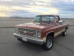 1986 Chevy K10 Silverado Original Paint Barnfind California Survivor ... 1986 Chevrolet Truck For Sale Classiccarscom Cc1107455 K10 Silverado Scottsdale Vintage Classic Rare 83 84 Pickup Cc1085834 Blazer Overview Cargurus Chevy 2017 Silverado Midnight Edition For And Van This Cool C10 Is Lowbuck Ownerbuilt Hot Rod Network Ck Nationwide Autotrader 34 Ton 4x4 New Interior Paint Solid Texas 20 S10 Extended Cab Pickup Truck Item F2793 Chevy K20 Cars Trucks Paper Shop Free Ton 427 V8 Very Clean Must