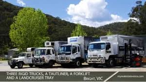 100 Tow Truck Business For Sale LongEstablished Freight Company For Bright VIC