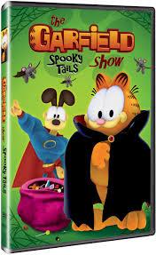 Garfields Halloween Adventure Book by Susan Heim On Parenting The Garfield Show Spooky Tails