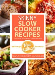 cuisine ww cooker recipes ecookbook for weight watchers