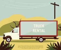 100 Truck Renta L Vector Design Vector Art Graphics
