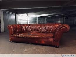 chesterfield canapé canapé chesterfield a vendre à bruxelles 2ememain be