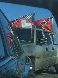 File:Confederate Flag Truck At CHS.jpg - Wikimedia Commons Michigan School Says Trucks With Confederate Flags Were Potentially Flag Group Charged With Terroristic Threats Nbc News Shut After Flagbearing Truck Gatherings Fox Photos Clay High Schooler Told To Take Down From A Guy His And The West Salem Students Force Frdomofspeech Shdown Display Of Flags Fly At Hurricane High Education Some Americans Still Despite Discnuation The Rebel Flag Isnt About Its Identity Peach Pundit Raw Video Rally Birthday Partygoers Clashing 100 Blankets Given By Gunfire Heard Near Proconfederate In Ocala Wftv