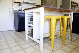 IKEA Hack Stenstorp Kitchen Island