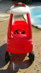 100 Fire Truck Cozy Coupe Little Tike For Sale In Winter Garden FL