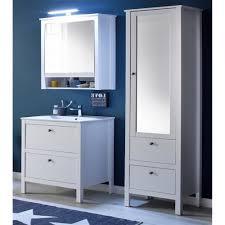 badezimmer set ole 4 teilig weiß landhaus 125 cm