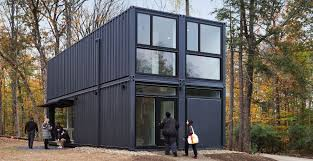 100 Prefab Container Houses Homes Archives Champion