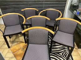 esszimmer 1 tisch 6 stühle firma cor interlübke