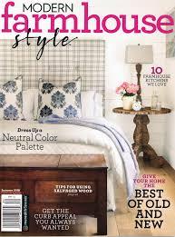 100 Modern Interior Magazine Farmhouse Ashley Redmond S
