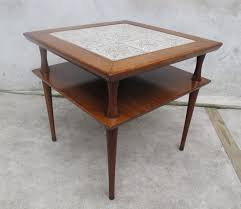 Johnson Carper Mid Century Dresser by Mid Century Broyhill Emphasis Walnut And Cane Desk Sold Items
