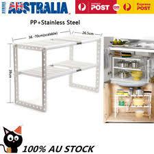 Simplehuman Sink Caddy Australia by Kitchen Sink Organizers Ebay