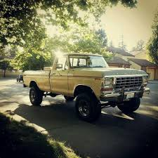 1978 Ford F150 4x4 351M C6 4