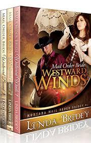 Montana Mail Order Bride Box Set Westward Series Books 1