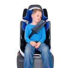 protege ceinture siege auto bébé hauck protection ceinture de sécurité noir et bleu marine achat