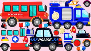 Cars & Trucks For Kids | Police Car, School Bus, Fire Truck For ... Show Dump Trucks With Yellow Truck Also Ford F350 Accsories As Amazoncom Usa Toyz Firehouse Playset 22pc Premium Wooden Fire Best Vines Instagram Videos November 2017 New Part 2 Footprint Craft For Toddlers And Modification Engine Kids Station Compilation Paw Patrol Marshalls Fightin Vehicle Figure Step Toddler Bed 172383 Fniture At Lego Gift Ideas By Age To Twelve Years The Pning Mama Vtech Toot Driver Ambulance Police Car Pack Of 3 The Parade With Machines