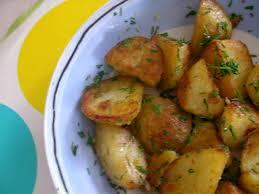 cuisiner des pommes de terre nouvelles pommes de terre grenailles sautées les meilleures au four
