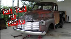 100 1947 Chevy Truck Restoring A Part 4 Sandblasting Time YouTube