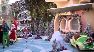 Whoville Christmas Tree Decorations by Grinch U0027s X U0027mas U0026 Whoville Youtube