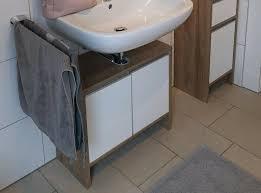 badezimmer waschbecken unterschrank