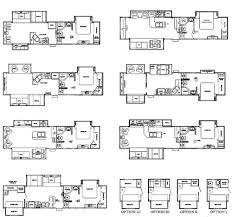 continental coach 43 double bedroom floorplans rv s with bunk
