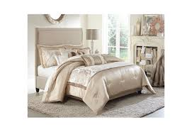 Michael Amini Living Room Sets by Michael Amini Palermo Comforter Bedding Set By Aico The Mansion