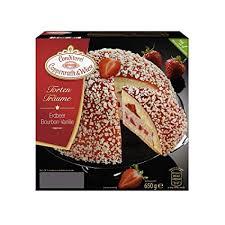 erdbeer bourbon vanille torte torten träume conditorei coppenrath wiese 650 gramm tiefgefroren