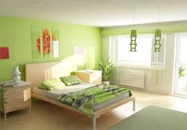 Superior Wall Paint Color Ideas Simple Bedroom Green
