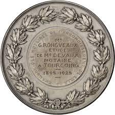 chambre des notaires lille 66418 chambre des notaires de l arrondissement de lille médaille