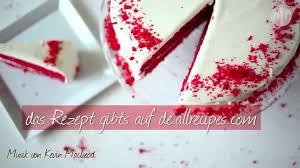 rezept velvet cake roter samtkuchen