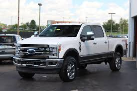 New 2019 Ford F-250 King Ranch Crew Cab Pickup In Lebanon #KEC54298 ...