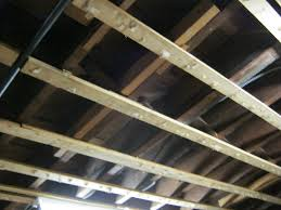 Ceiling Joist Definition Architecture by Building A Home Theater Step 2 Demolition Man High Def