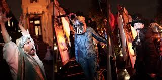 Halloween City Jackson Mi 2014 by New Yorker Spotlight Behind The Scenes And Screams With Clinton