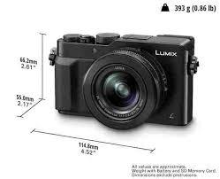 Panasonic Lumix DMC LX100 Manual