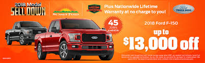 Ford Dealer In St Louis, MO | Used Cars St Louis | Sunset Ford St. Louis