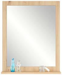 badezimmerspiegel santino ii in eichefarben